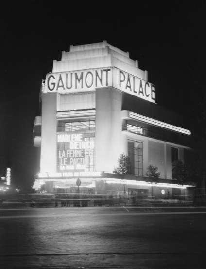Le Gaumont-Palace en 1931
